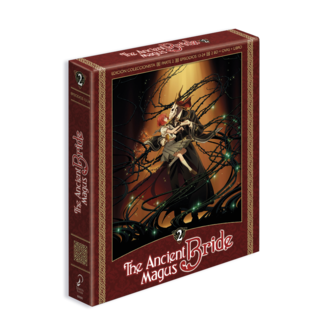 The Ancient Magus Bride Edición Coleccionista Parte 2 Bluray