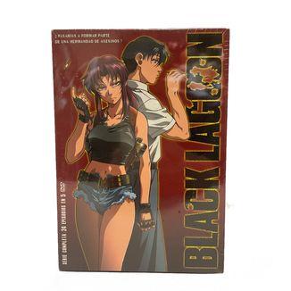 Black Lagoon Complete Series DVD V2