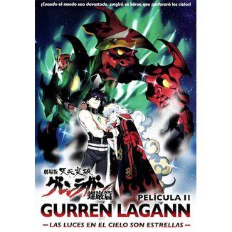 DVD Gurren Lagann Pelicula II - Las Luces En El Cielo Son Estrellas
