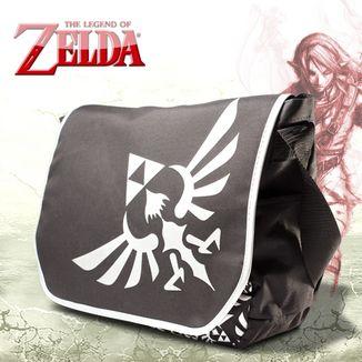 Bandolera The Legend of Zelda - Silver Logo