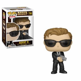 Agent H Funko Men In Black 4 POP!