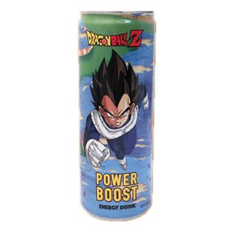 Power Boost Enery Drink Dragon Ball Z