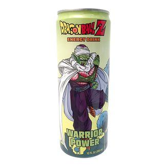 Warrior Power Enery Drink Dragon Ball Z