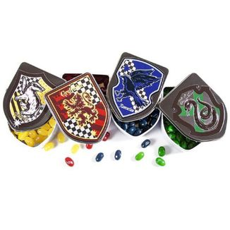 Caramelos Cofre Casas Harry Potter Jelly Beans