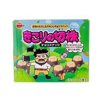 Mini Tronquitos de Chocolate