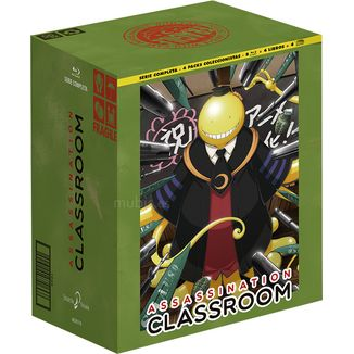 Assassination Classroom Serie Completa Bluray