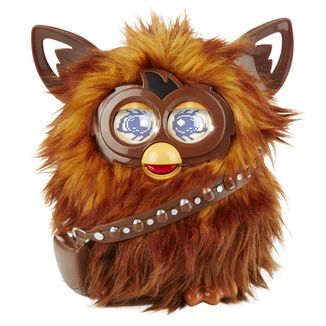 Furbacca Furby Plush Star Wars