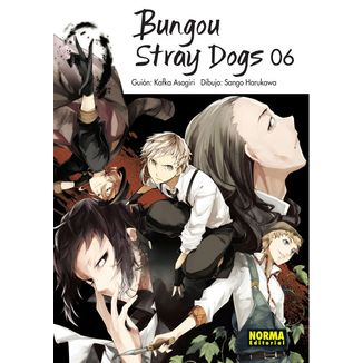 Bungou Stray Dogs #06