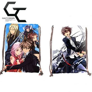 Bolsa Gym Guilty Crown