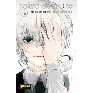 Tokyo Ghoul Re #16 Manga Oficial Norma Editorial