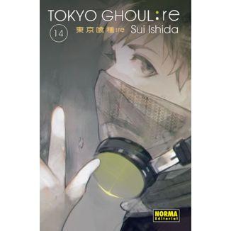 Tokyo Ghoul Re #14