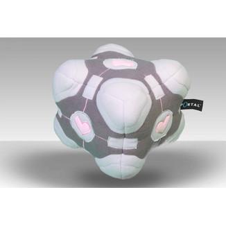 Peluche Portal 2 - Cubo de Compañía 20cm