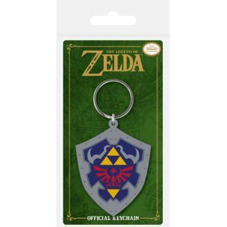 Llavero The Legend of Zelda - Escudo Hyliano