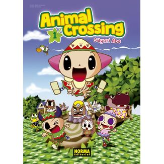 Animal Crossing #01 Manga Oficial Norma Editorial