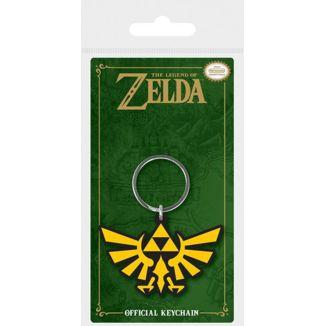 Llavero The Legend of Zelda - Trifuerza