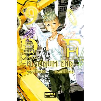 Platinum End #09 (spanish) Manga Oficial Norma Editorial
