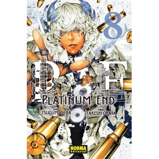 Platinum End #08