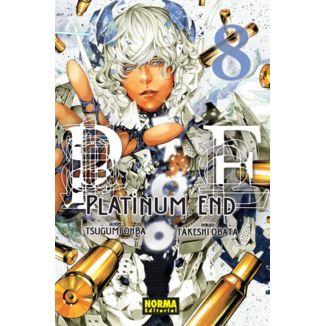 Platinum End #08 (spanish)