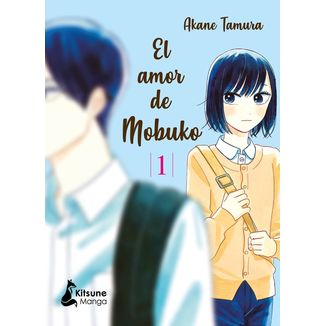 El Amor de Mobuko #01 Manga Oficial Kitsune Manga