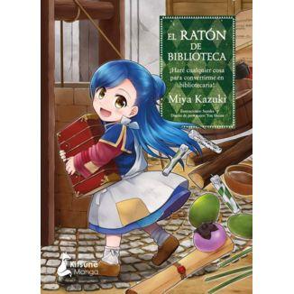 El Raton de Biblioteca #01 Manga Oficial Kitsune Manga