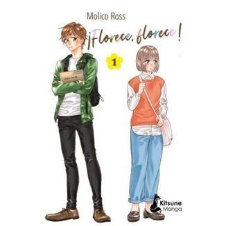 Florece, Florece #01 Manga Oficial Kitsune Manga