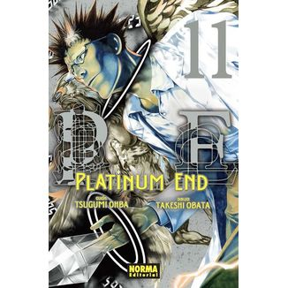 Platinum End #11 (spanish) Manga Oficial Norma Editorial