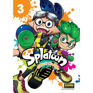 Splatoon #03