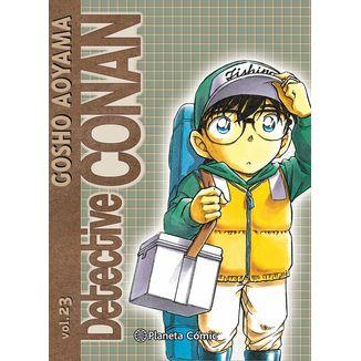Detective Conan Ed. Kanzenban #23