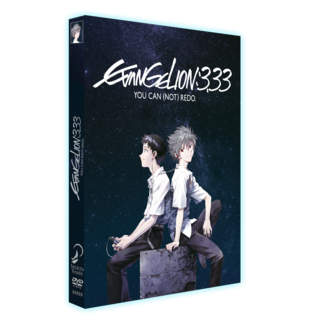 DVD Evangelion 3.33 You Can (Not) Redo