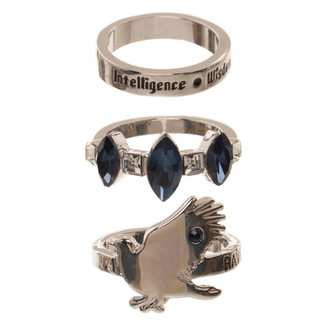Set rings Hufflepuff Harry Potter
