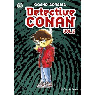 Detective Conan Vol 2 #87 Manga Oficial Planeta Comic (Spanish)