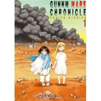 Gunnm Mars Chronicle #01