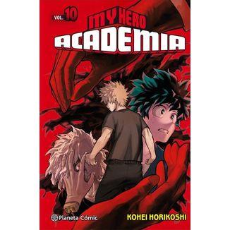 My Hero Academia #10 Manga Oficial Planeta Comic