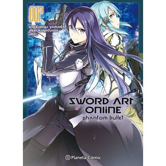 Sword Art Online Phantom Bullet #02