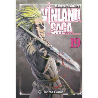Vinland Saga #19 Manga Oficial Planeta Comic (Spanish)