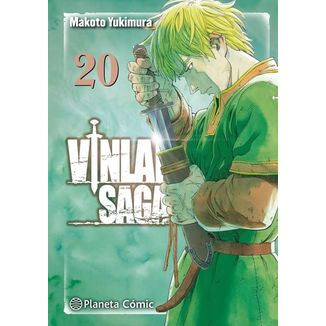 Vinland Saga #20 Manga Oficial Planeta Comic