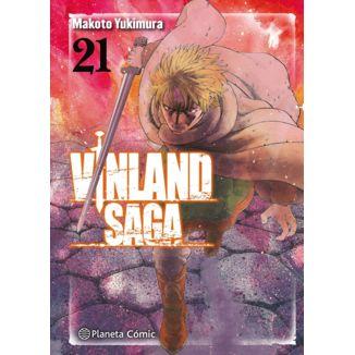 Vinland Saga #21 Manga Oficial Planeta Comic (Spanish)