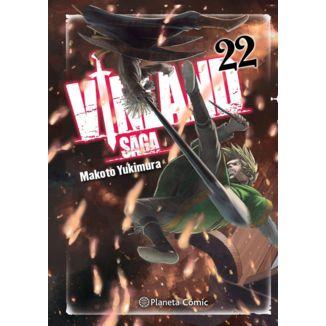 Vinland Saga #22 Manga Oficial Planeta Comic (Spanish)