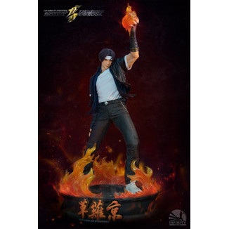 Estatua Kyo The King of Fighters