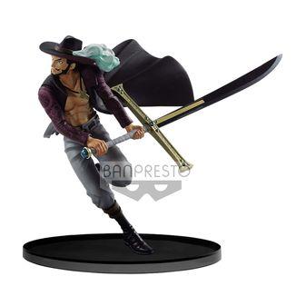 Figura Mihawk One Piece BWFC vol.4