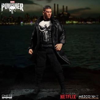 Figura Punisher TV ver Marvel Universe