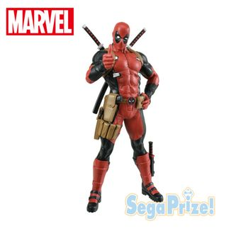 Deadpool Figure Marvel Comics LPM