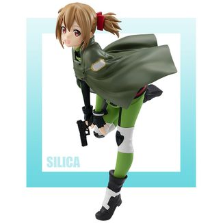 Silica GGO Figure Sword Art Online Alicization