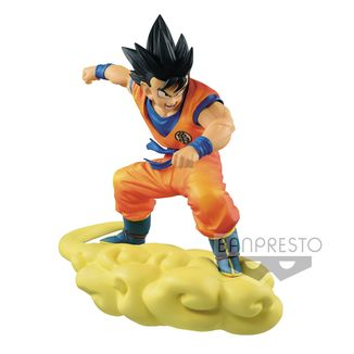 Figura Goku en nube Kinton Dragon Ball Z