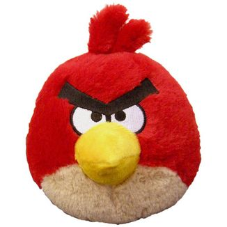 Peluche Red Angry Birds