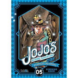 Jojo's Bizarre Adventure Stardust Crusaders #05