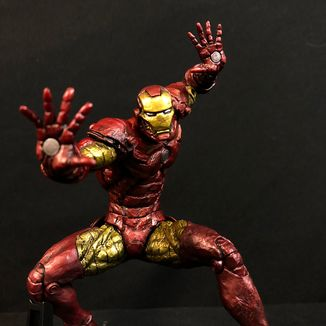 Iron Man Choujin Giga Figure Marvel Comics
