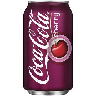 Cocacola Cherry Importación