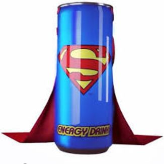 Energy Drink Super Man