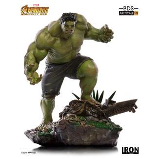 Estatua Hulk BDS Art Vengadores Infinity War